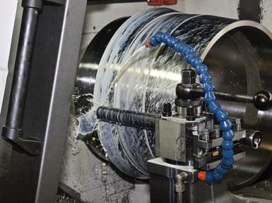 remove coolant from tramp oil cnc machine