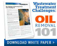 Wastewater Treatment Challenges: Oil Removal 101